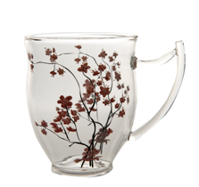 Glasbecher Cherry Blossom
