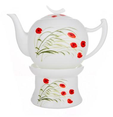 Teekanne Porzellan Mit Stövchen stövchen caprice bone china porzellan die teemanufaktur